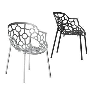 3D outdoor chair
