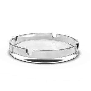3D ash tray ashtray