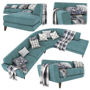 3D chill sofa