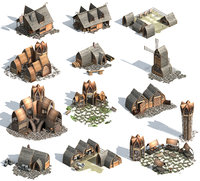 Elves Buildings