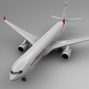 3D airbus a330-300 middle east
