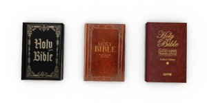 bible books model