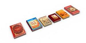 bhagwat geeta books 3D