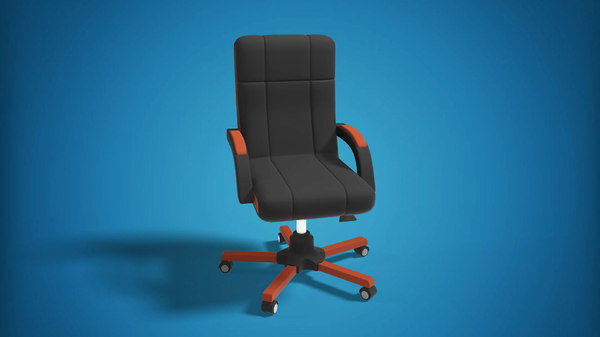 office chair 3D