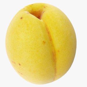 3D apricot 02