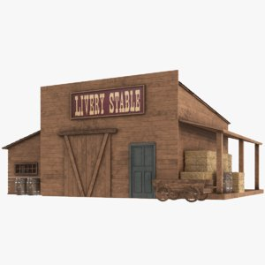 western stable model