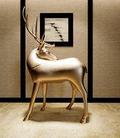 deer white tailed model