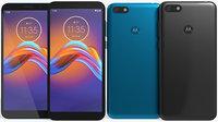 Motorola Moto E6 Play Blue & Black