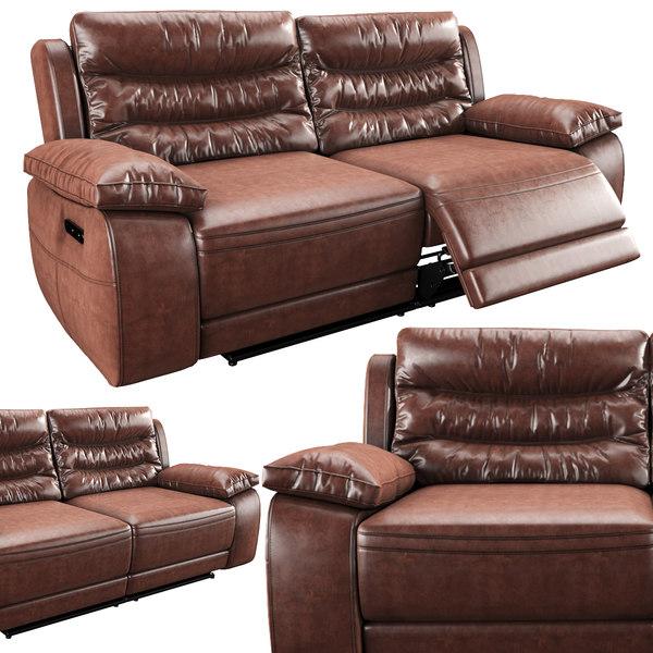 harveys monterano recliner sofa model