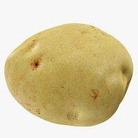 potato 03 hi polys 3D model