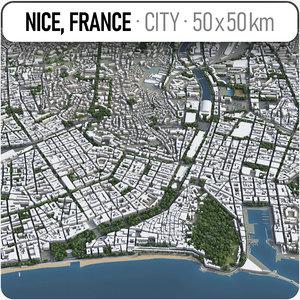 nice surrounding area - 3D