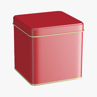 Container Tin Square 02