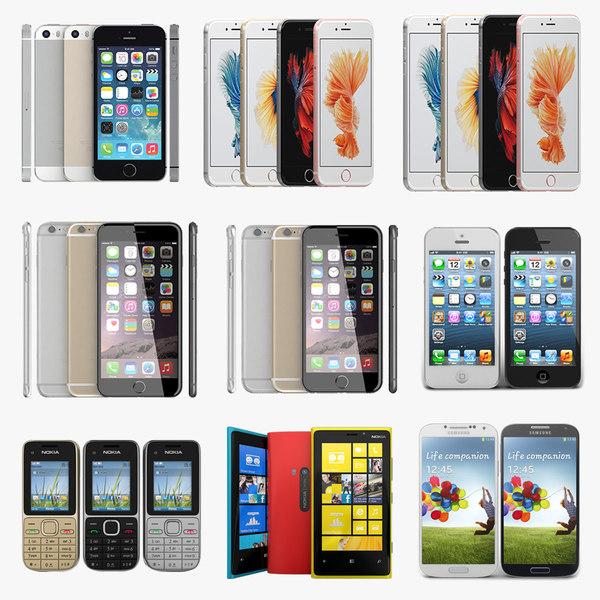 3D phone iphone 6s