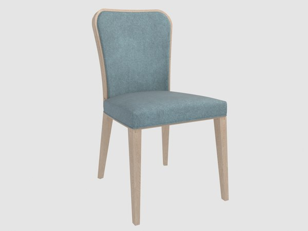 wave chair montbel edi 3D