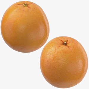 3D oranges 03