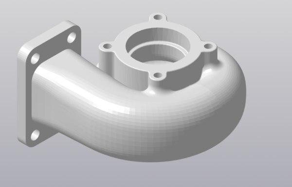 hot car 3D model