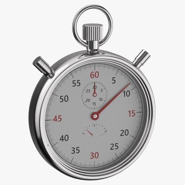 stopwatch time model