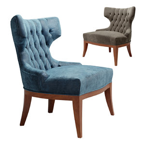 sevensedie irene armchair 3D model