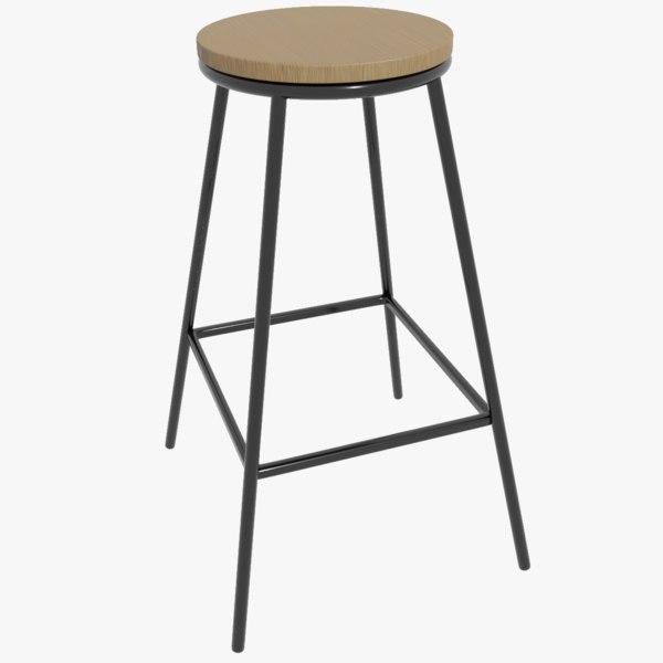 bar stool model