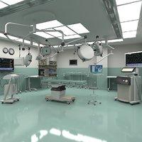 Hospital Surgery Room