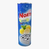 detergent norti 3d model