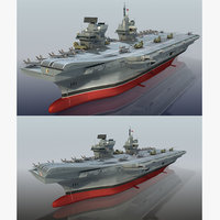 HMS Aircraft Carrier Queen Elizabeth &  Prince of Wales