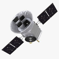 tess space telescope 3D