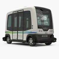 Driveless City Bus EZ10