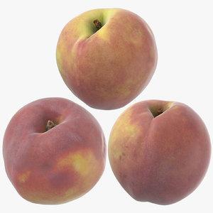 peaches 02 3D