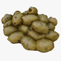 scan olives 3D model
