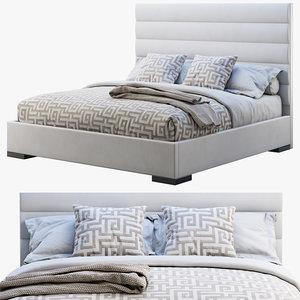 3D modloft prince bed