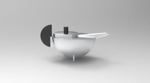 brandt tea 3D model