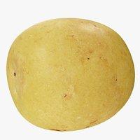 potato 05 3D