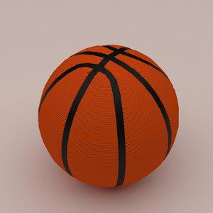 basket ball model