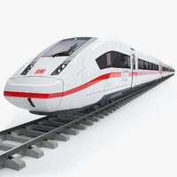 ICE 4 Speed Train