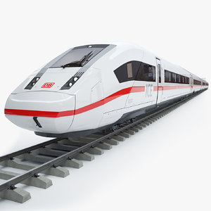 3D ice 4 speed train