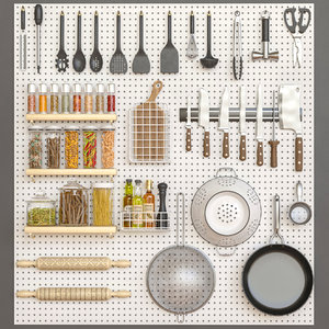 kitchenware kitchen model