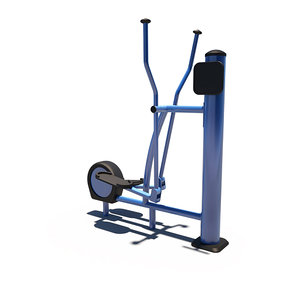 outdoor cross trainer 3D model