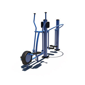 outdoor runner cross trainer 3D