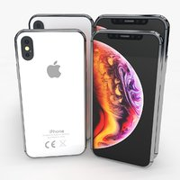 3D iphone xs element v2