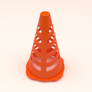 collapsible cone model