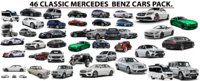 46 MERCEDES CAR PACK MODELS(1)