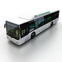 generic city bus model