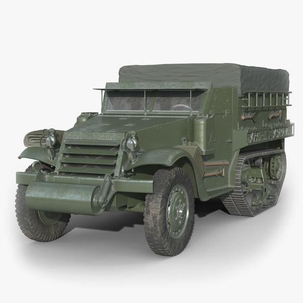 3D carrier