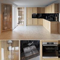 gd arredamenti legno vivo 3D model