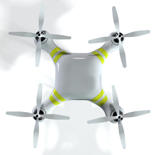 generic drone 3D