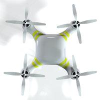 generic drone 3D