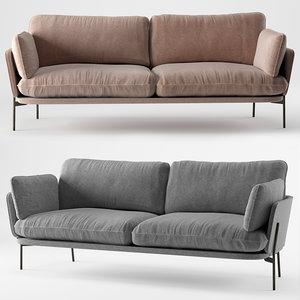 3D sofa cloud ln3 2