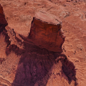3D arizona monument valley 2