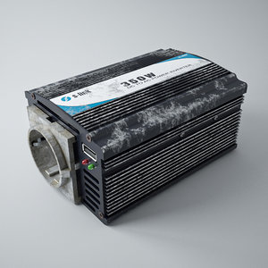 dc-ac inverter model